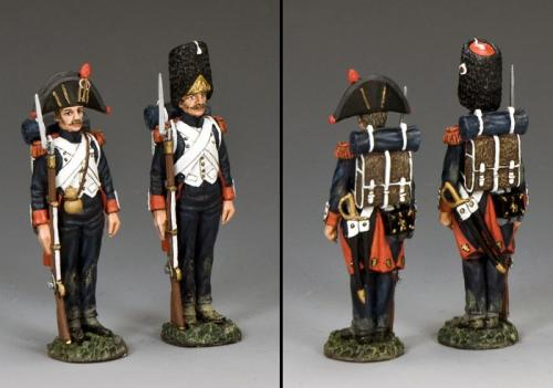 NA409 - On Guard (2 figures set)