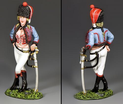 NA411 - Hussar Hussie N°2 Sophie