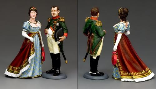 NA414 - Napoléon and Joséphine