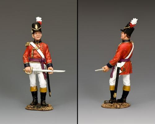 NA418 - British Infantry Captain