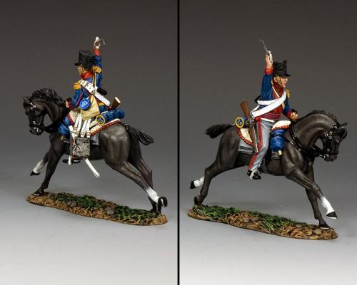 NA430 - King German Legion (KGL) Dragoon Charge - disponible début mai