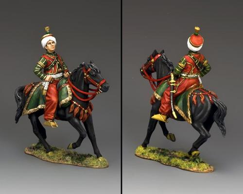 NA440 - Napoleon's Mameluk Bodyguard Roustan