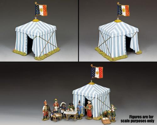 NA454 - The Emperor's Tent - disponible début janvier