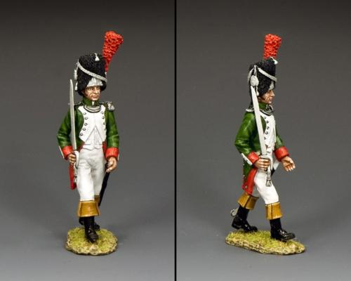NA457 - Marching Officer with Sabre