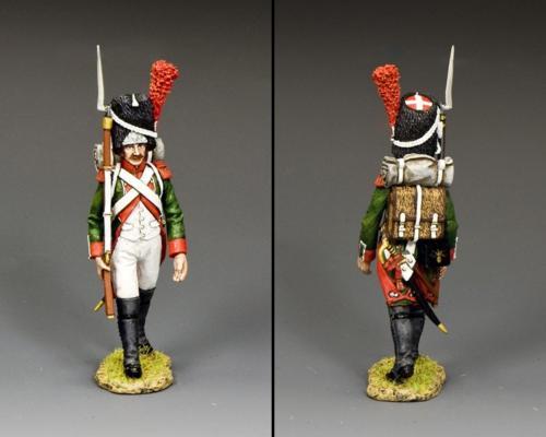 NA460 - Marching Grenadier