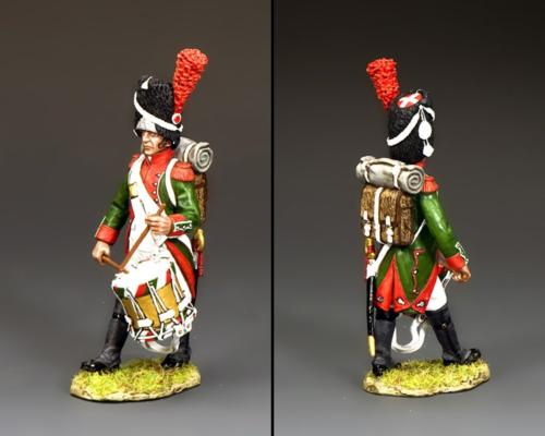 NA461 - Marching Drummer