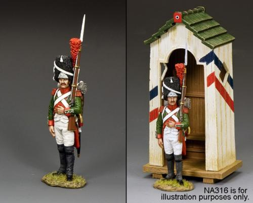 NA464 - Grenadier on guard Duty