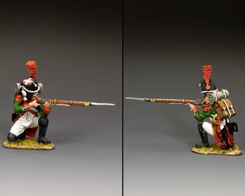 NA465 - Italian Grenadier Kneeling Firing