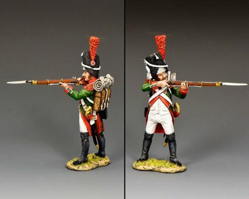NA466 - Italian Grenadier Standing Firing