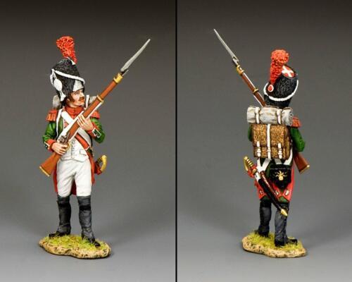 NA467 - Italian Grenadier Standing Ready
