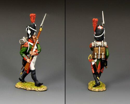 NA468 - Italian Grenadier Marching to the Front