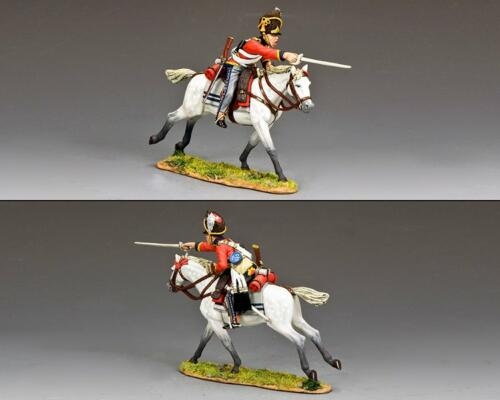 NA481 - Scots Grey Charging with sword to the Front