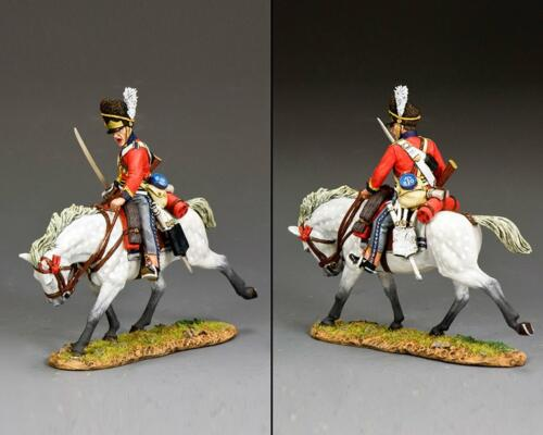 NA483 - Scots Grey Charging with Sword