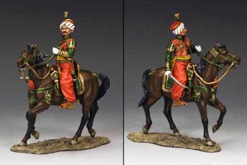 NE024 - Mounted Mameluk