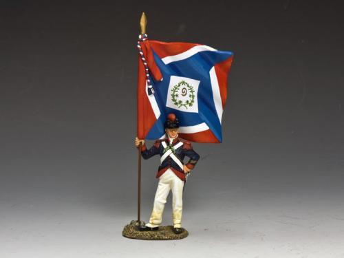 NE033 - Demi Brigade Flagbearer