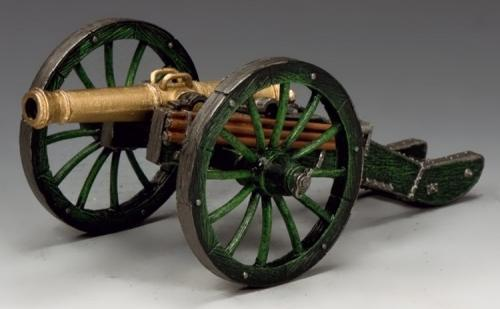 NA336 - The Gribeauval 8-pounder Cannon