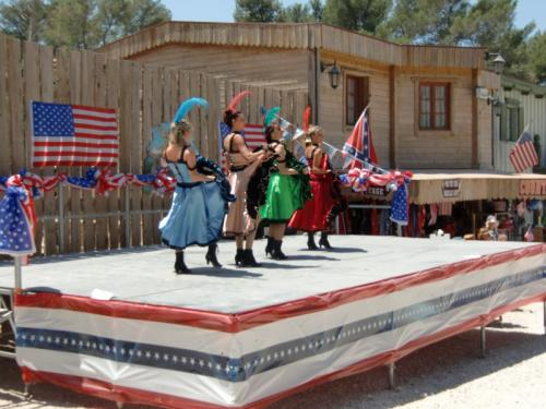 OK Corral - French Cancan