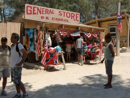 OK Corral - General Store
