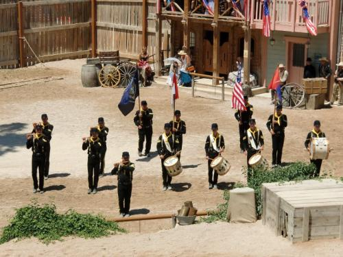 OK Corral - US army musique fixe