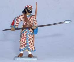 Persian Immortal on Guard - pas de stock