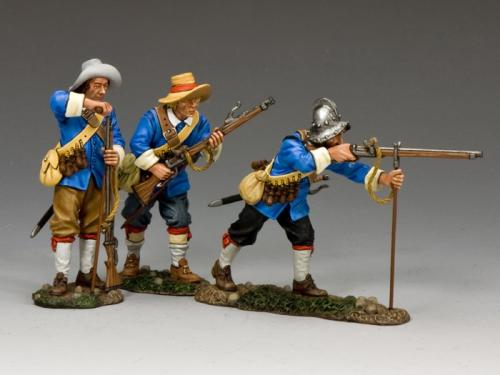 PnM009B - The Musketeer Set