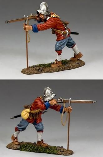 PnM009 - Firing Musketeer