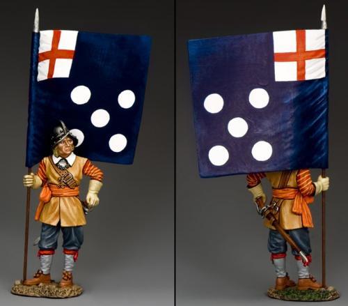 PnM012 - Regimental Flagbearer