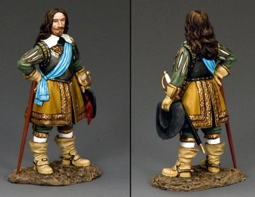 PnM020 - King Charles I - Charles Ier d'Angleterre
