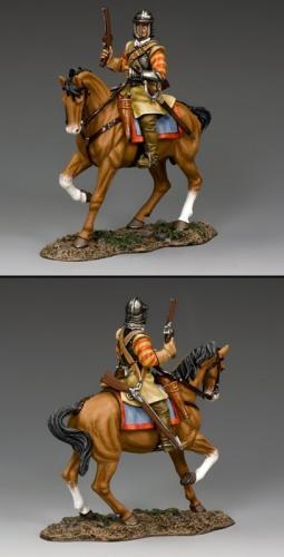 PnM031 - Parliamentary Cavalryman