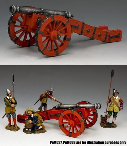 PnM036 - English Civil War Cannon