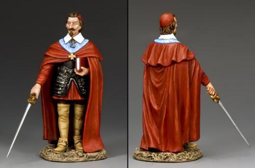 PnM039 - The Cardinal Richelieu  - EPUISE mais 1 dernier exemplaire en stock
