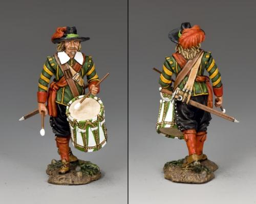 PnM070 - Henry Tillier's Regt. Of Foote Drummer