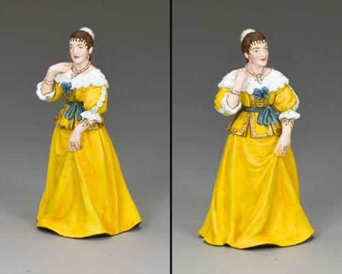 PnM071 - Queen Henrietta Maria (1609-1669)