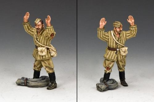 RA023 - Red Army Soldier Surrendering