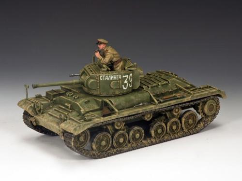RA038 - Red Army Valentine MK III