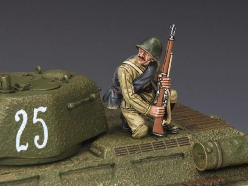 RA048 - Kneeling with Rifle
