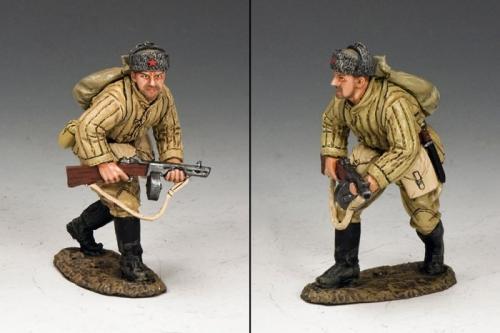 RA051 - Advancing Burp Gunner