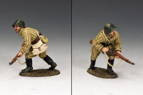 RA052 - Advancing Rifleman