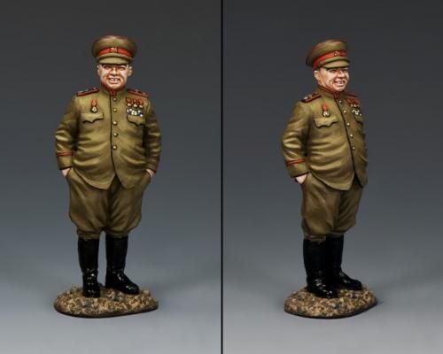 RA063 - Kommissar Nikita Kruschev