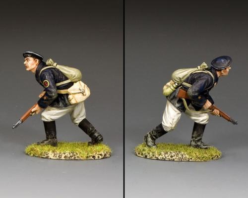 RA083 - RNI Advancing Rifleman
