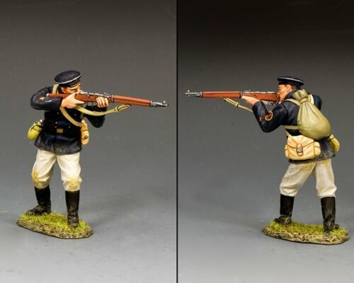 RA088 - RNI Standing Firing Moisant Nagant Rifle