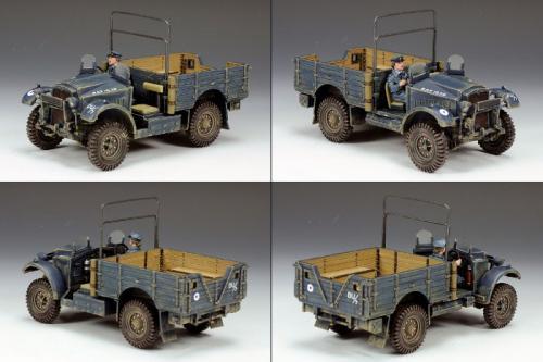 RAF037(SL) - Morris CS8 British 15 Cwt. Truck (RAF)
