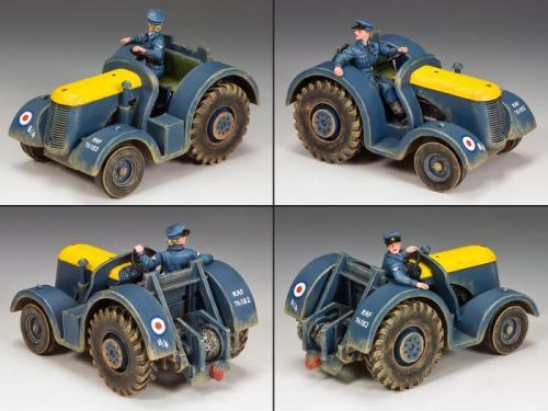 RAF045 - RAF Airfield Tractor
