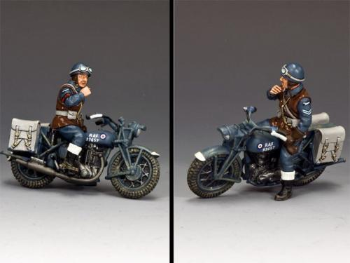 RAF052 - RAF Dispatch Rider