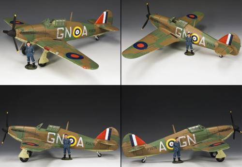 RAF067(SL) - Hawker Hurricane GNA (limited Edition 300 sets)
