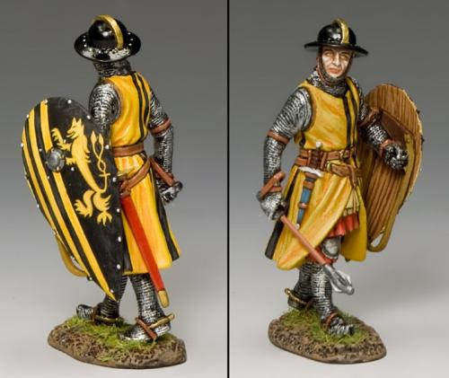 RH016 - Sergeant-At-Arms with Mace