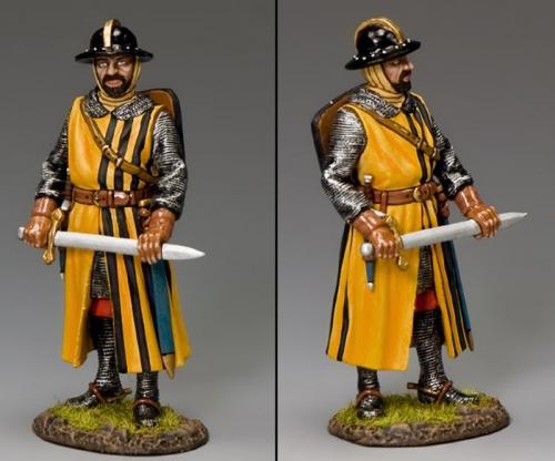 RH018 - Sword-In-hand