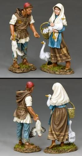 RH023 - Poor Down - Trodden Peasants Set - disponible fin février