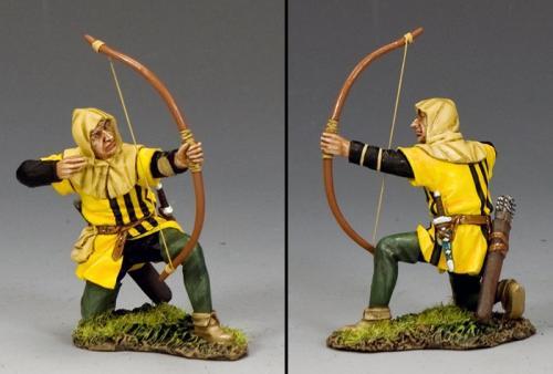 RH036 - Kneeling Sheriff's Archer