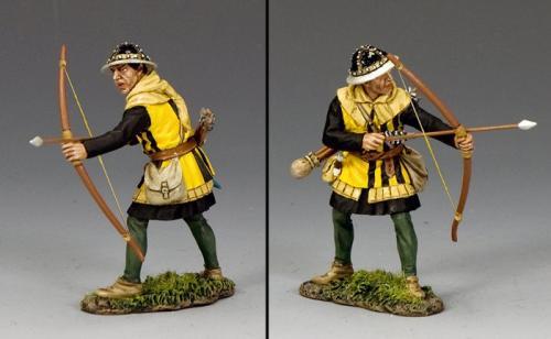 RH038 - Standing Sherif s Archer